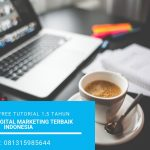 Workshop Digital Marketing di Bandung Terbaru