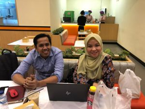Training dan Coaching Bisnis Digital Marketing Bisnis Rendang